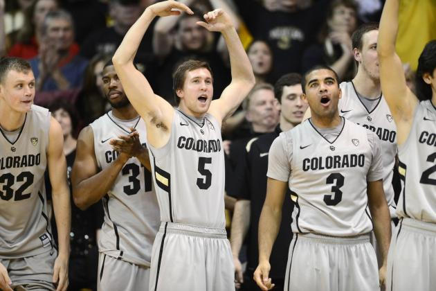 Colorado Defeats Arizona Wildcats 71-58