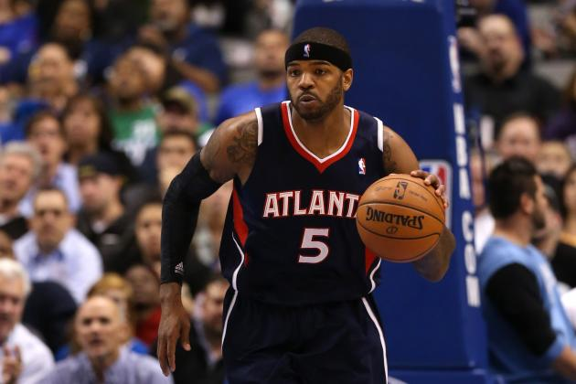 NBA Rumors: GM Danny Ferry Must Move F Josh Smith with 2013 Free Agency Looming