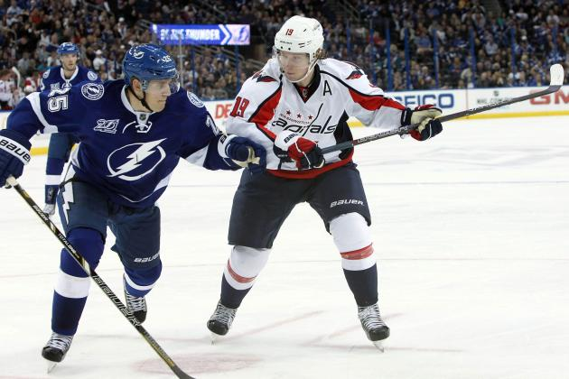 Lightning Losing Streak Reaches 6 with Loss to Capitals