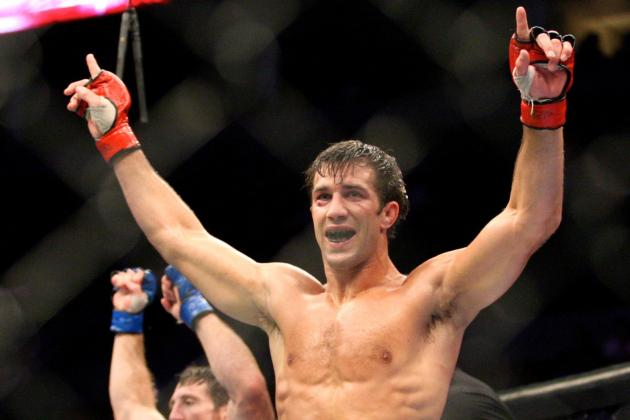 Rockhold's Quest for a UFC Title Starts with Vitor Belfort at UFC on FX 8