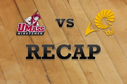 Massachusetts vs. VCU: Recap, Stats, and Box Score