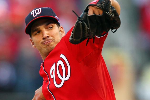 Why the Washington Nationals Should Sell High on Christian Garcia Now