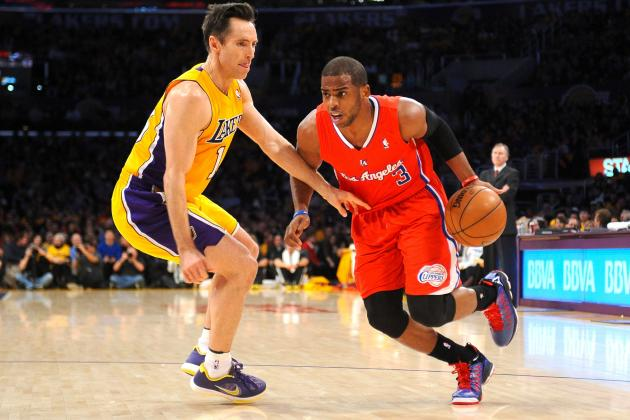 Clippers vs. Lakers: Live Analysis, Score Updates and Highlights