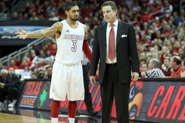 Louisville Basketball Defeats St. John's 72-58