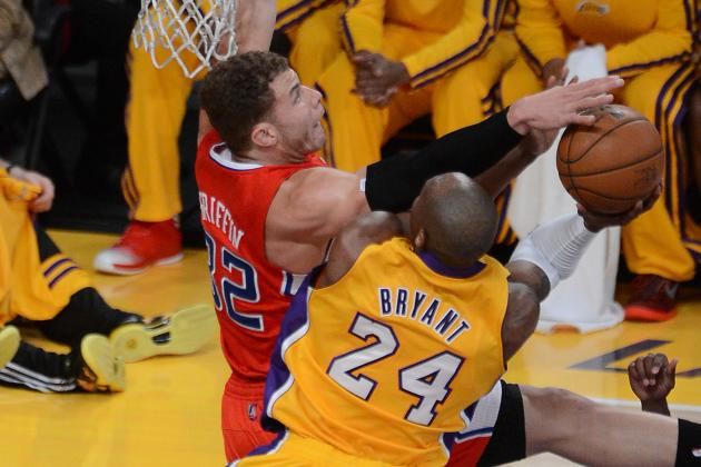 Clippers Catch Fire from Outside, Bury Lakers at Staples