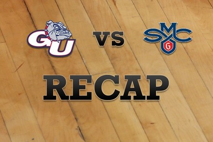 Gonzaga vs. Saint Mary's: Recap, Stats, and Box Score