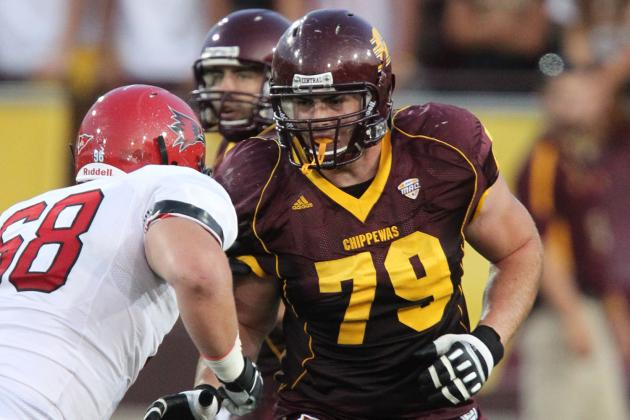 Introducing the Hottest Prospect in the Entire 2013 NFL Draft: Eric Fisher