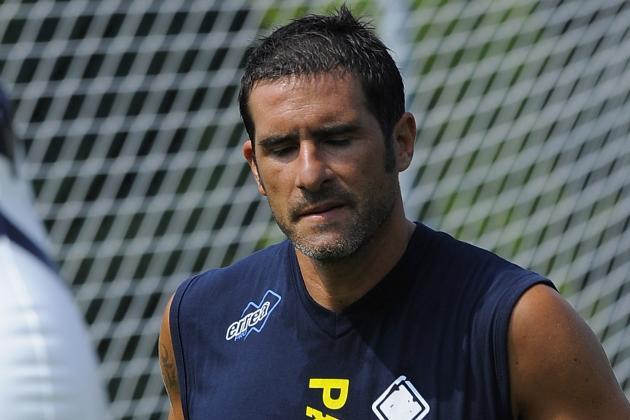 Lucarelli: Milito Will Be Back