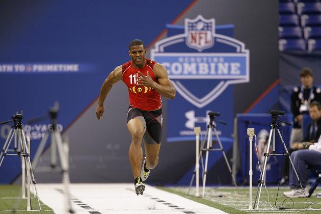 What Can We Learn from Each NFL Scouting Combine Workout?
