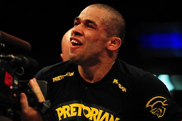 UFC on Fuel 7 Start Time: When and Where to Watch McDonald vs. Barao