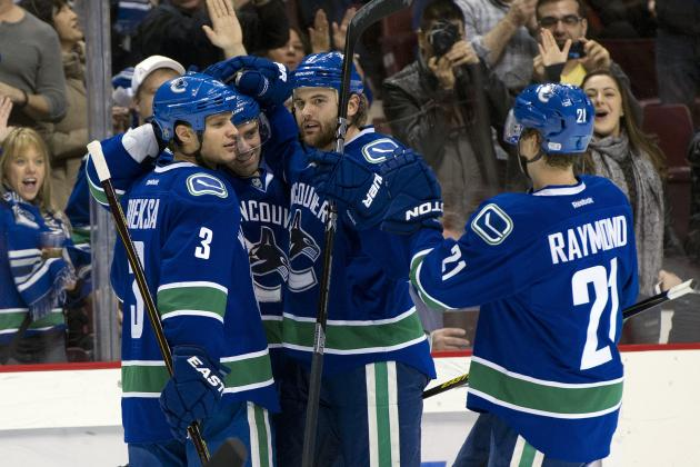 What's Behind the Vancouver Canucks' Six-Game Winning Streak?
