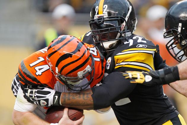 Harrison Agent: No Word Yet from Steelers