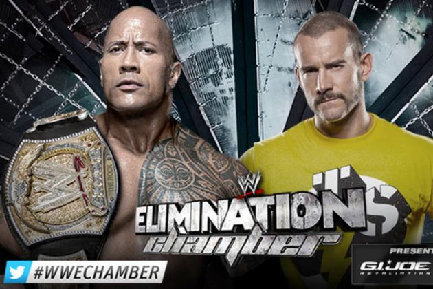 WWE Elimination Chamber 2013 Matches: What Must Happen Before WrestleMania