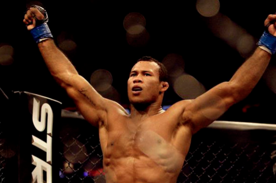 'Jacare' vs. Philippou Slated for Belfort vs. Rockhold Card in May