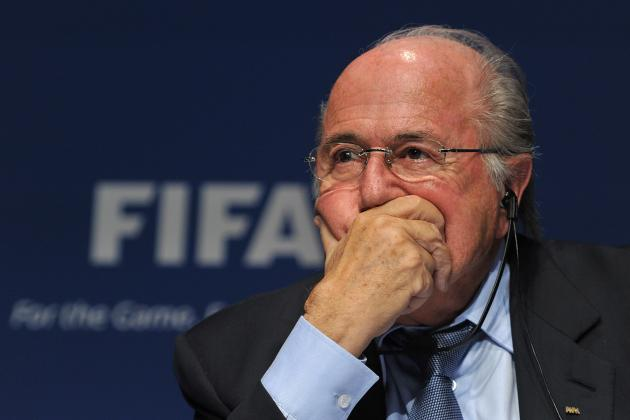 FIFA Announces Plans to Use Blood Testing for PEDs at 2014 World Cup