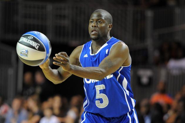 NBA Celebrity All-Star Game 2013: Celebs Who'll Play Like All-Stars
