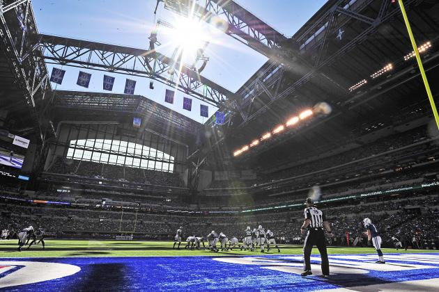 Lucas Oil Named Nation's Best Sports Venue, Indianapolis