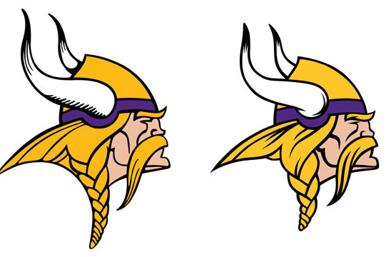 Minnesota Vikings Give Norseman Logo Facelift for 2013