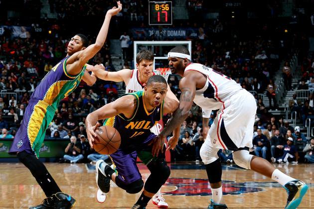 NBA Trade Rumors: Latest Buzz on Josh Smith, Eric Gordon and More