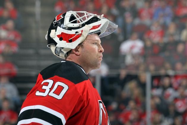 Brodeur on Olympics: If I'm Asked to Go, I'll Be There