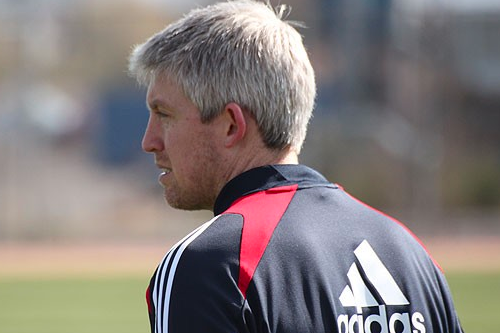NY Names John Wolyniec Reserve Team Coach/Player Development Coordinator