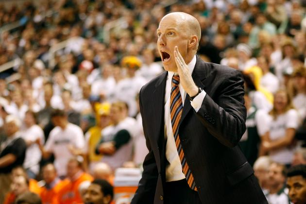 Groce Tries to Woo Wife — and Recruit