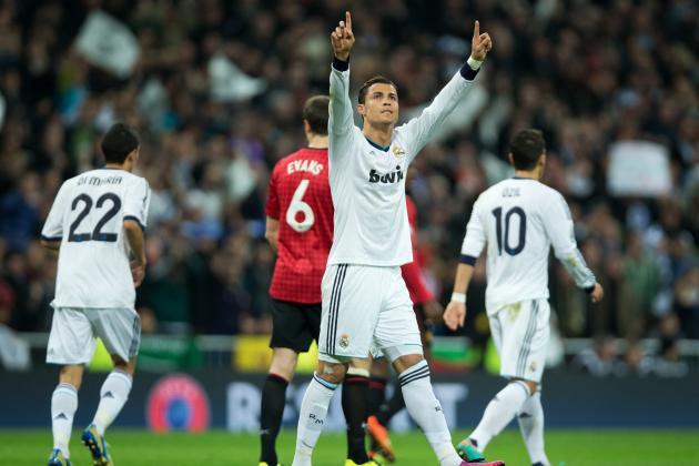 United's Carrick Praises Ronaldo's Respect