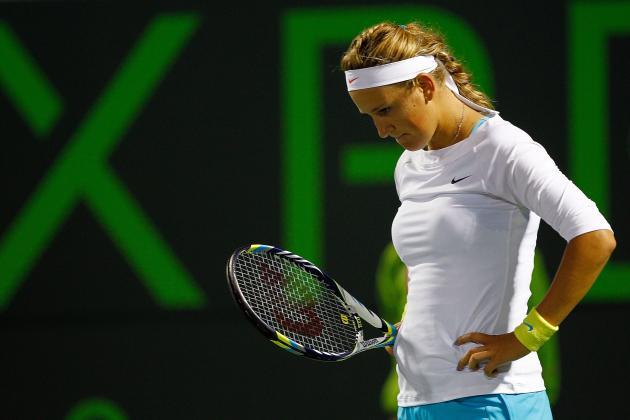 Women's Tennis: Why Victoria Azarenka Still Has Something to Prove