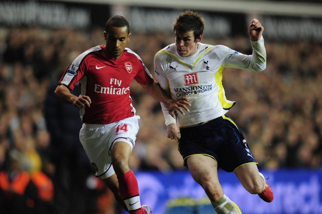 Wenger Happy with Walcott over Bale