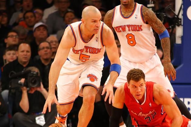 Kidd Helps Transform Anthony, Knicks After Changing His Own Game