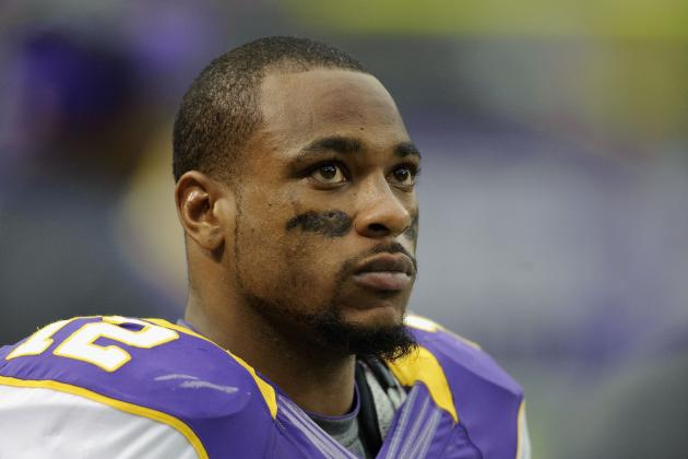 Harvin's Frustrations with Vikings Center Around Offense, Not Contract