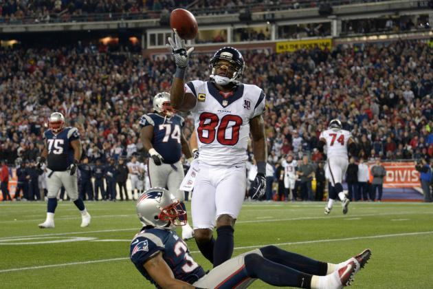 Andre Johnson Needs Three More Strong Seasons to Make the Hall of Fame