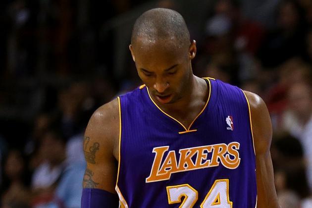 Lakers News: Kobe Bryant Calls the Lakers' Defense