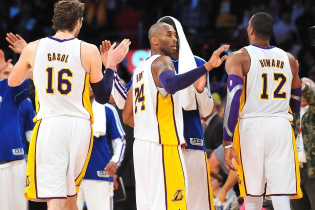 Kobe Bryant Questions Teammates' Commitment