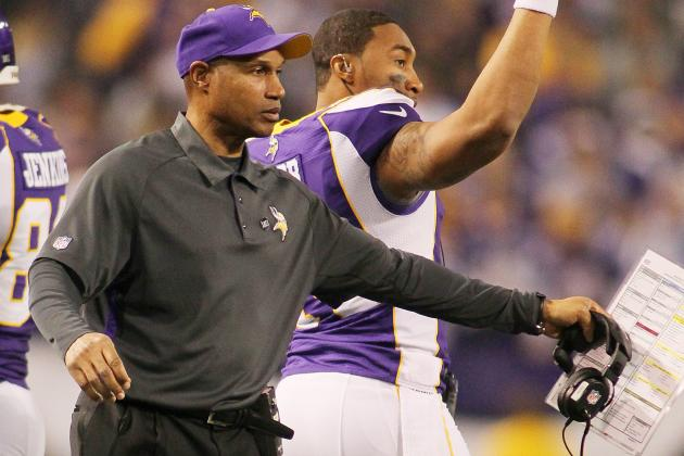 Another 'Prove-It' Year for Leslie Frazier