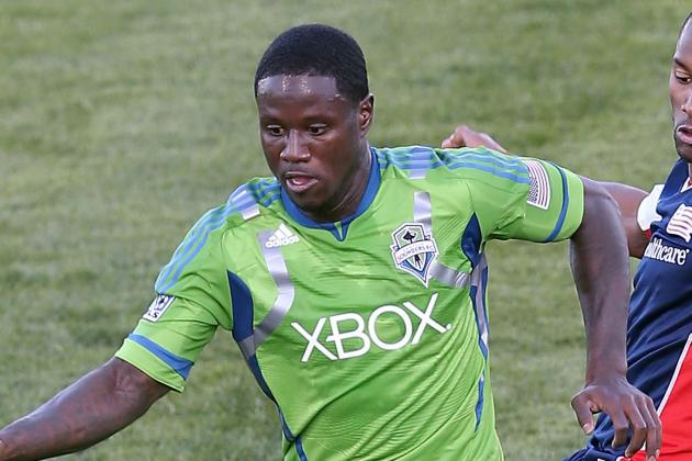 "Seattle Sounders Eddie Johnson an ""Old Man"" at 28"