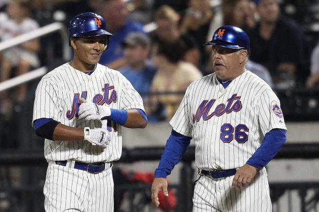 Backman Not After Collins' Job with Mets, but Still Has Hunger to Manage