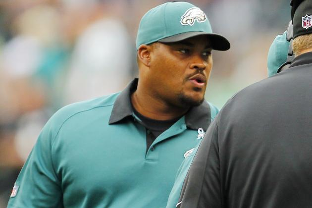Duce Staley Happy He's Still in Eagles' Coaching Ranks