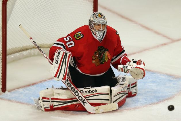 Chicago Blackhawks: Crawford out for Sharks and More Thoughts as San Jose Visits
