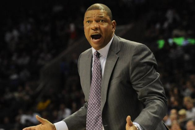 Doc Rivers Talks Potential Celtics Roster Moves