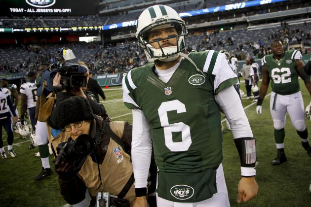 Mike Tannenbaum Reflects on Mark Sanchez Contract