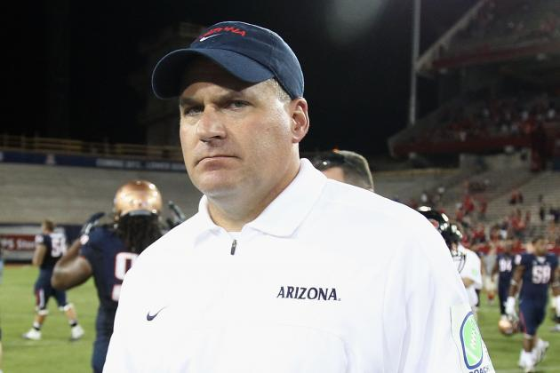 Rich Rodriguez Completes Coaching Staff by Promoting Grad Assistant