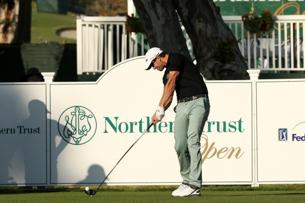 Northern Trust Open 2013 Golf Leaderboard and Results