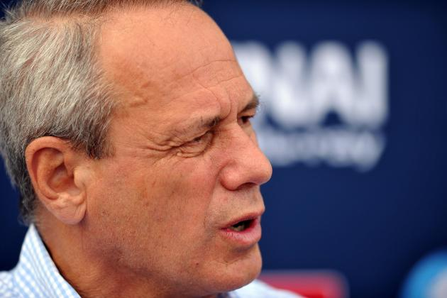 Quote of the Day: Larry Lucchino Calls the Red Sox 'Scrappy Underdogs'