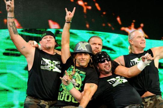 WWE News: Why DX Will Not Be Hall of Fame Bound in 2013
