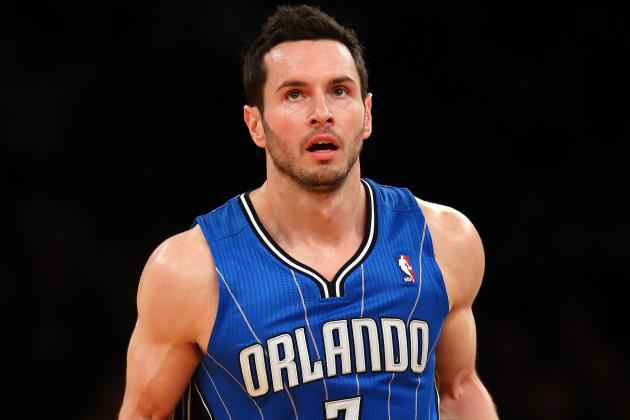 Bulls Trade Rumors: Putting Together Framework of a Deal for Magic G J.J. Redick
