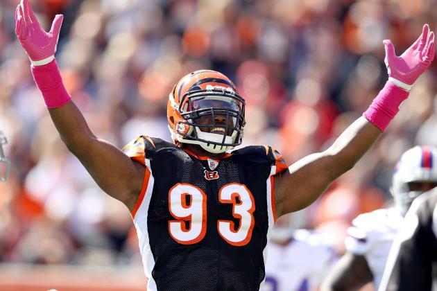 Michael Johnson Optimistic He'll Work Out a Deal with the Bengals