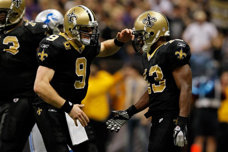 LaDainian Tomlinson Says Drew Brees and Darren Sproles Share Same Work Ethic