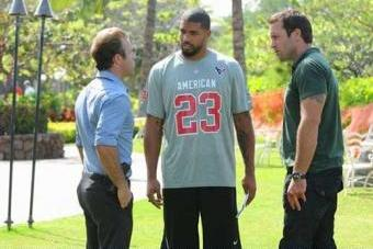 Arian Foster's Hawaii Five-0 Episode Airs Monday