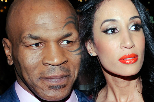 Mike Tyson's Wife Hospitalized with Severe Stomach Pains